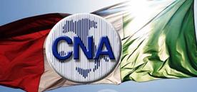 logo bandiera CNA