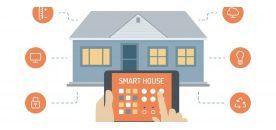 domotica casa intelligente HOME
