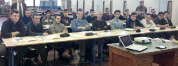 03_08 CORSO MANUTENZIONE INPIANTI , STUDENTI ED ARTIGIANI CNA EX VINCI