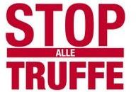 STOP ALLE TRUFFE