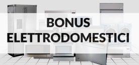 ELETTRODOMESTICI BONUS