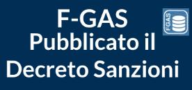 decreto sanzioni fgas FGAS