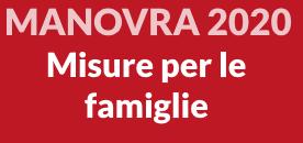 manovra 2020 famiglie