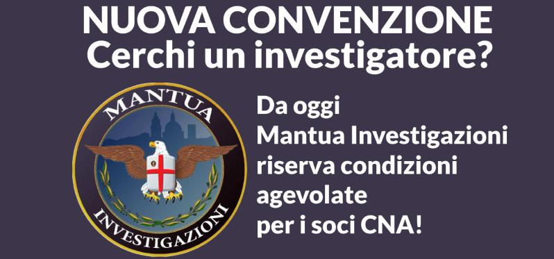 MANTUA INVESTIGAZIONI